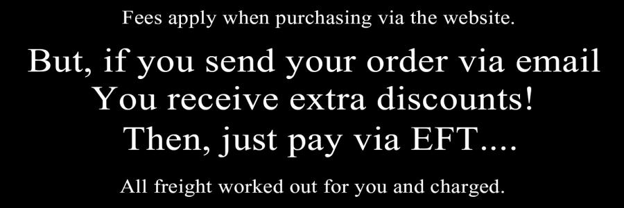 DTG Extra Discounts Via EFT